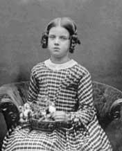 Anne Elizabeth Darwin, 1849