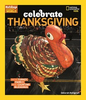 Celebrate Thanksgiving by Deborah Heiligman