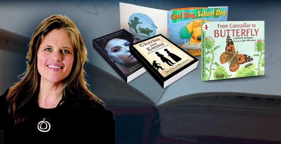 Deborah Heiligman - Home Page
