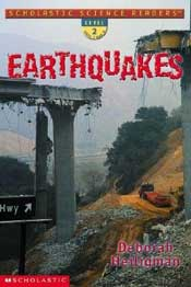 Earthquakes by Deborah Heiligman