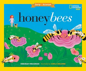 Honeybees by Deborah Heiligman