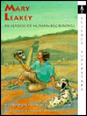 Mary Leaky by Deborah Heiligman
