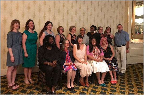 The Printz Award committee