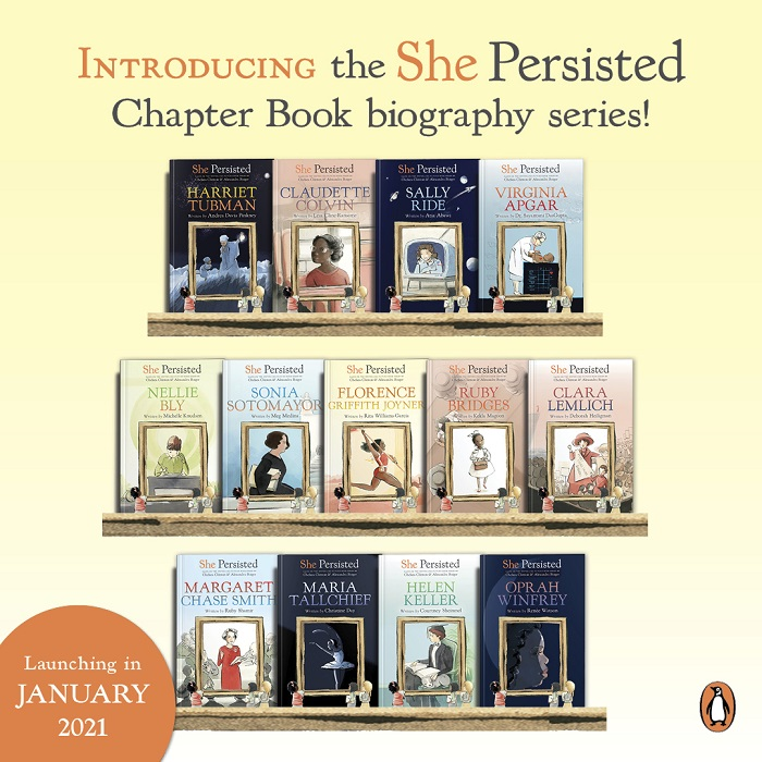 She Persisted Series