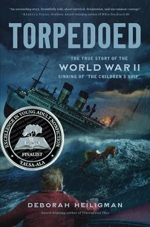 Torpedoed by Deborah Heiligman
